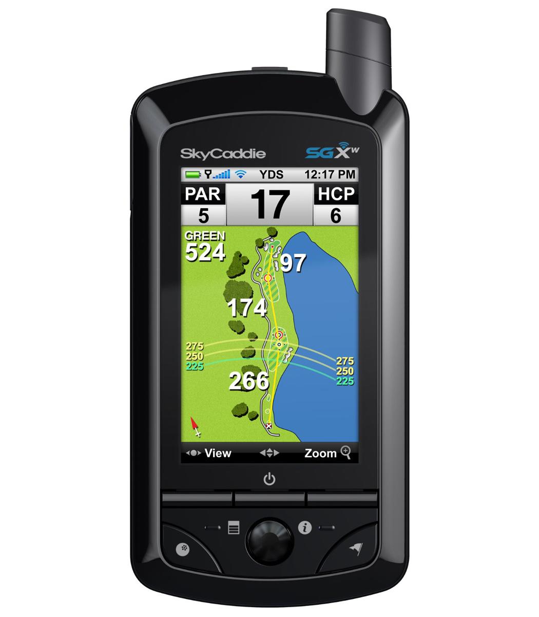 Review - SkyCaddie SGXw GPS - MyGolfSpy