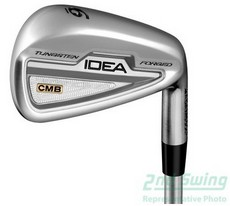 Adams Idea CMB Irons Review