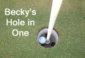 2nd Swinger Story #1 – My Hole in One by Becky Miller