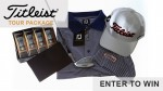 Titleist Golf Giveaway