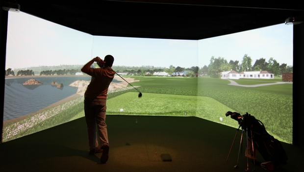 Review: Inside Edge Golf Course Simulators and Practice Green