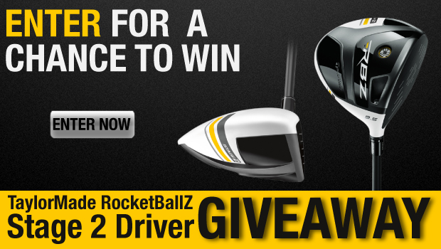 Enter to Win a RocketBallZ Stage 2 Driver