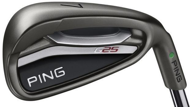 Review: PING G25 Irons