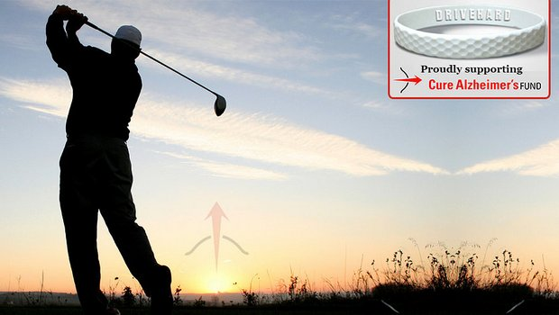 DriveHard Golf Wristbands Help to Fund Alzheimer's Research