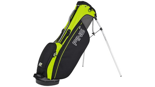 Pin Ping Cad Bag Athlete Model Pgj Cbco17 33466 Golf Article Round Cart