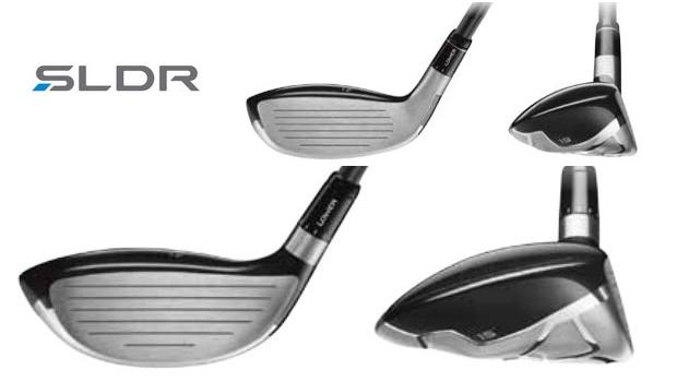TaylorMade SLDR Fairway Wood and Rescue Hybrid Review