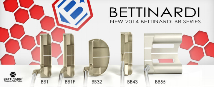 2014 Bettinardi Putters – The Interview