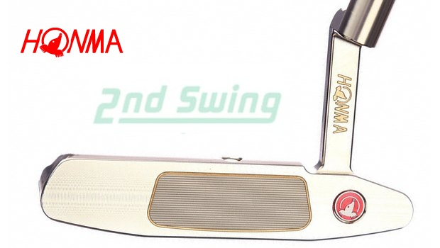 Limited Edition: 2014 Honma Putters