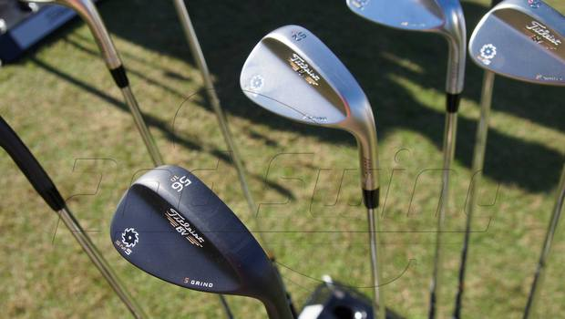 2014 Titleist Vokey SM5 Wedge Review