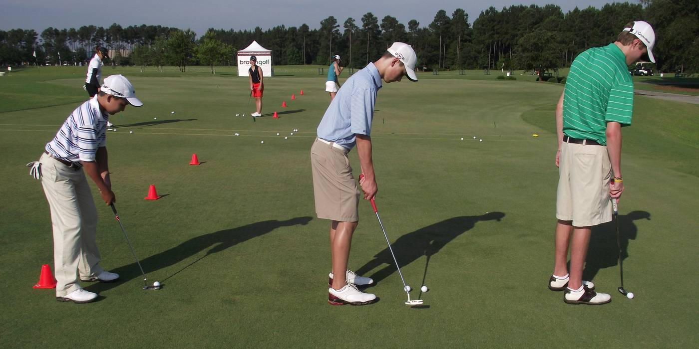 Putting Drills Made Easy to Save Strokes
