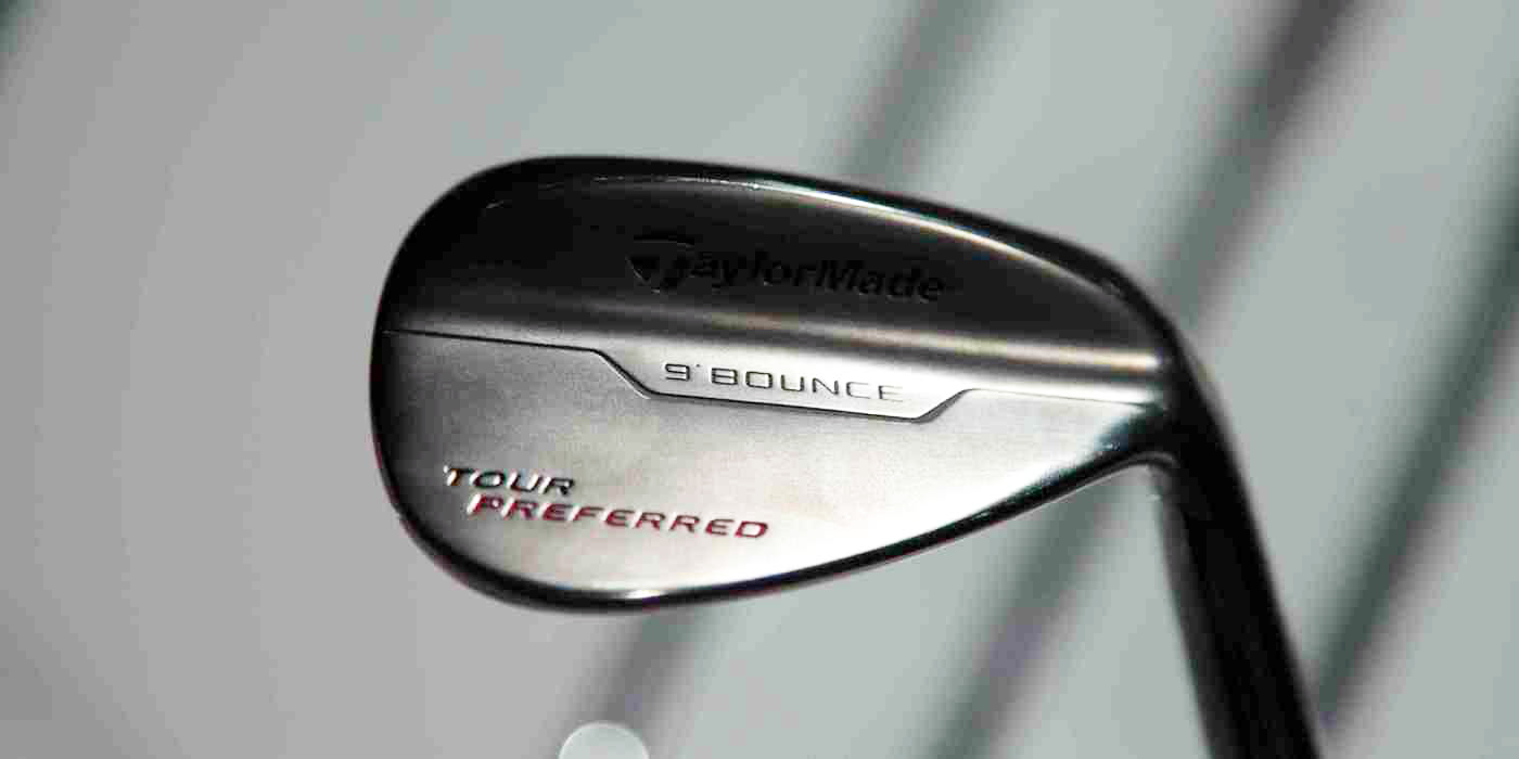 TaylorMade Tour Preferred CB Wedges