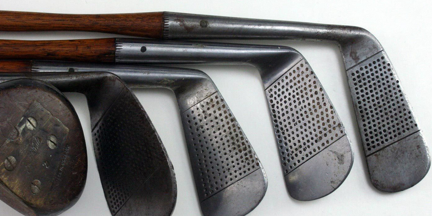Classic golf clubs of the 20th Century