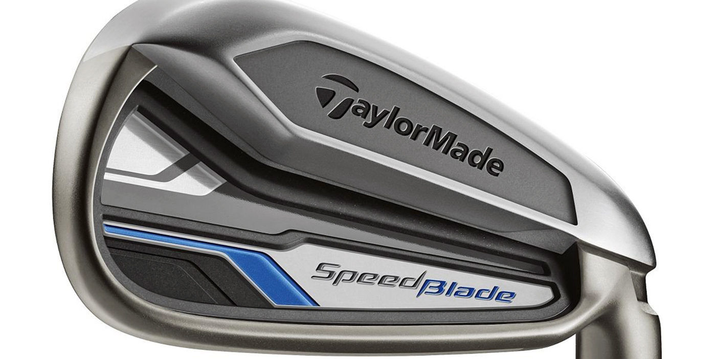 TaylorMade SpeedBlade Irons Review