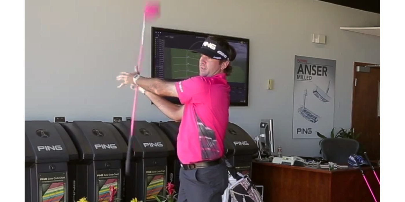 Latest Videos: Bubba Watson Digs the PING G30 Driver (And Wind Tunnels!)