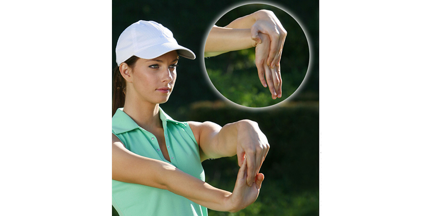 Golf Wrist Exercises