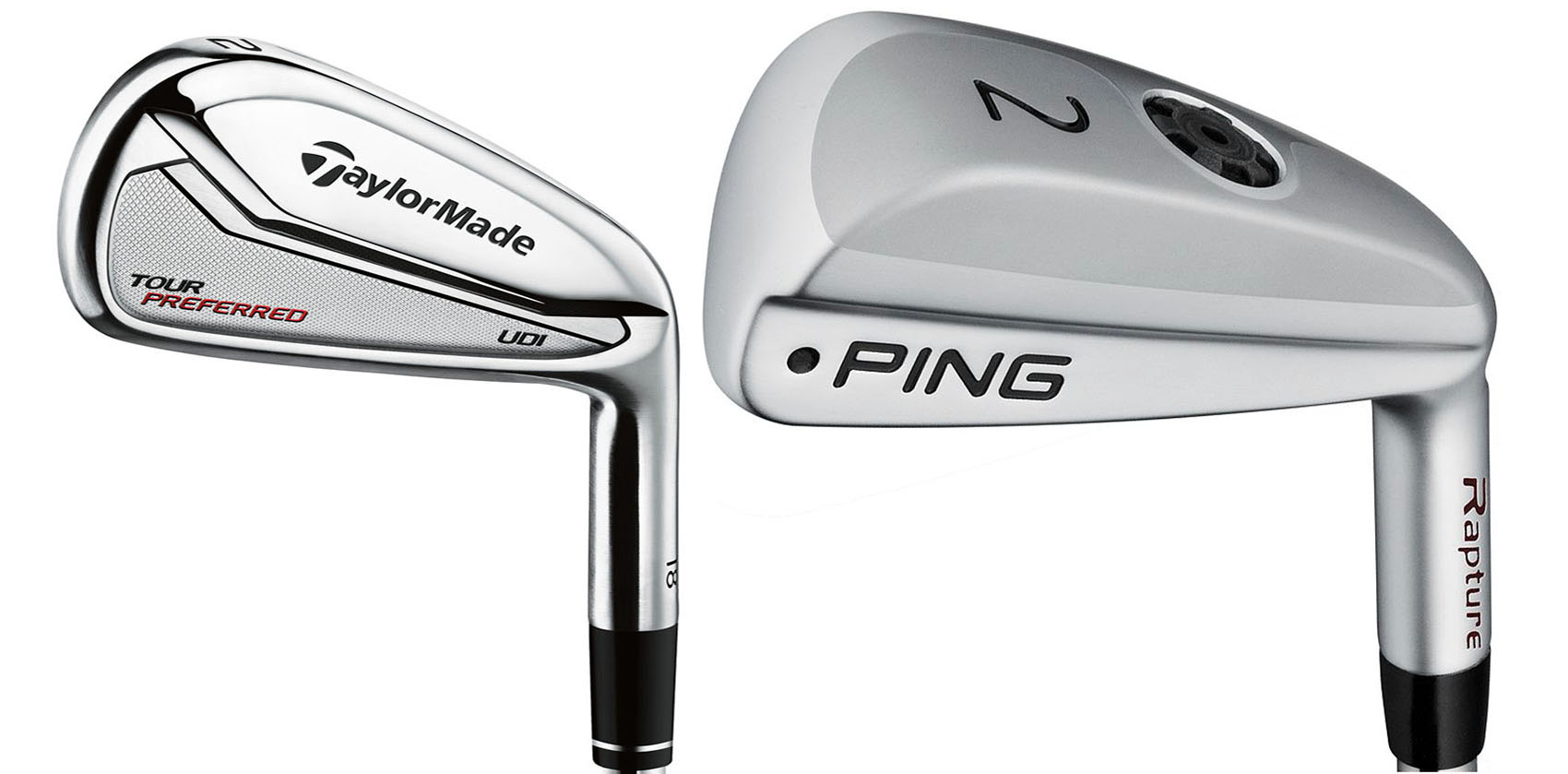 PING Rapture DI Vs TaylorMade Tour Preferred UDI Review