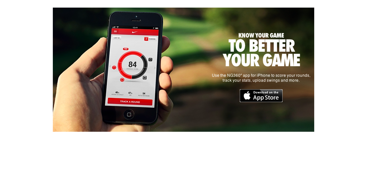 Nike Golf 360 App Review