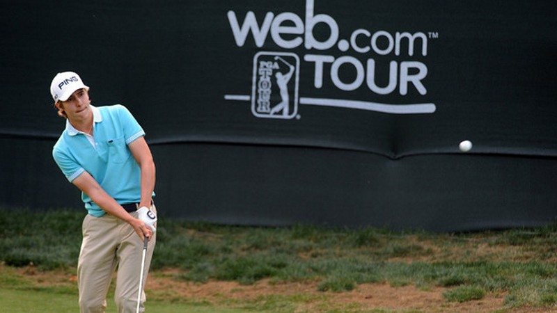 A Dream Fulfilled: Web.com Rookie Carlos Ortiz Realizes PGA Goal