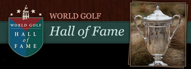 World Golf Hall of Fame Inductees