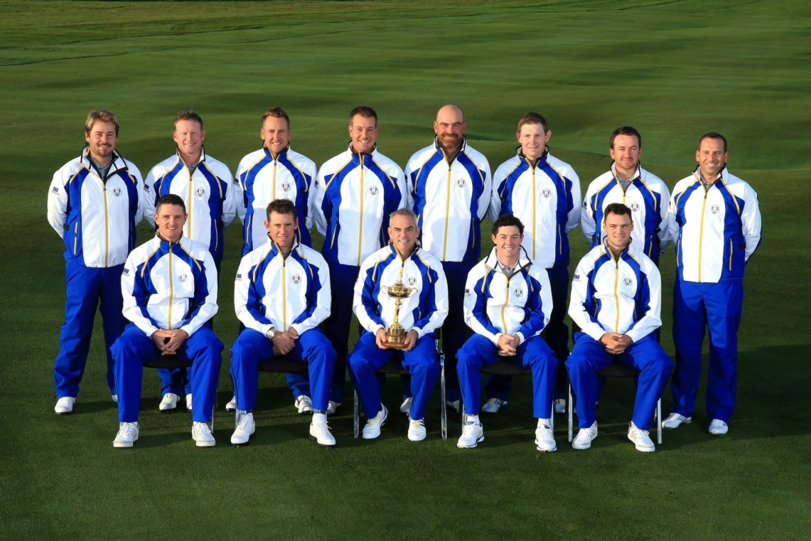 2014 Ryder Cup Report Cards-Team Europe