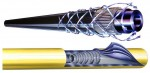 Two Examples of the inner workings of a Graphite Golf Shaft