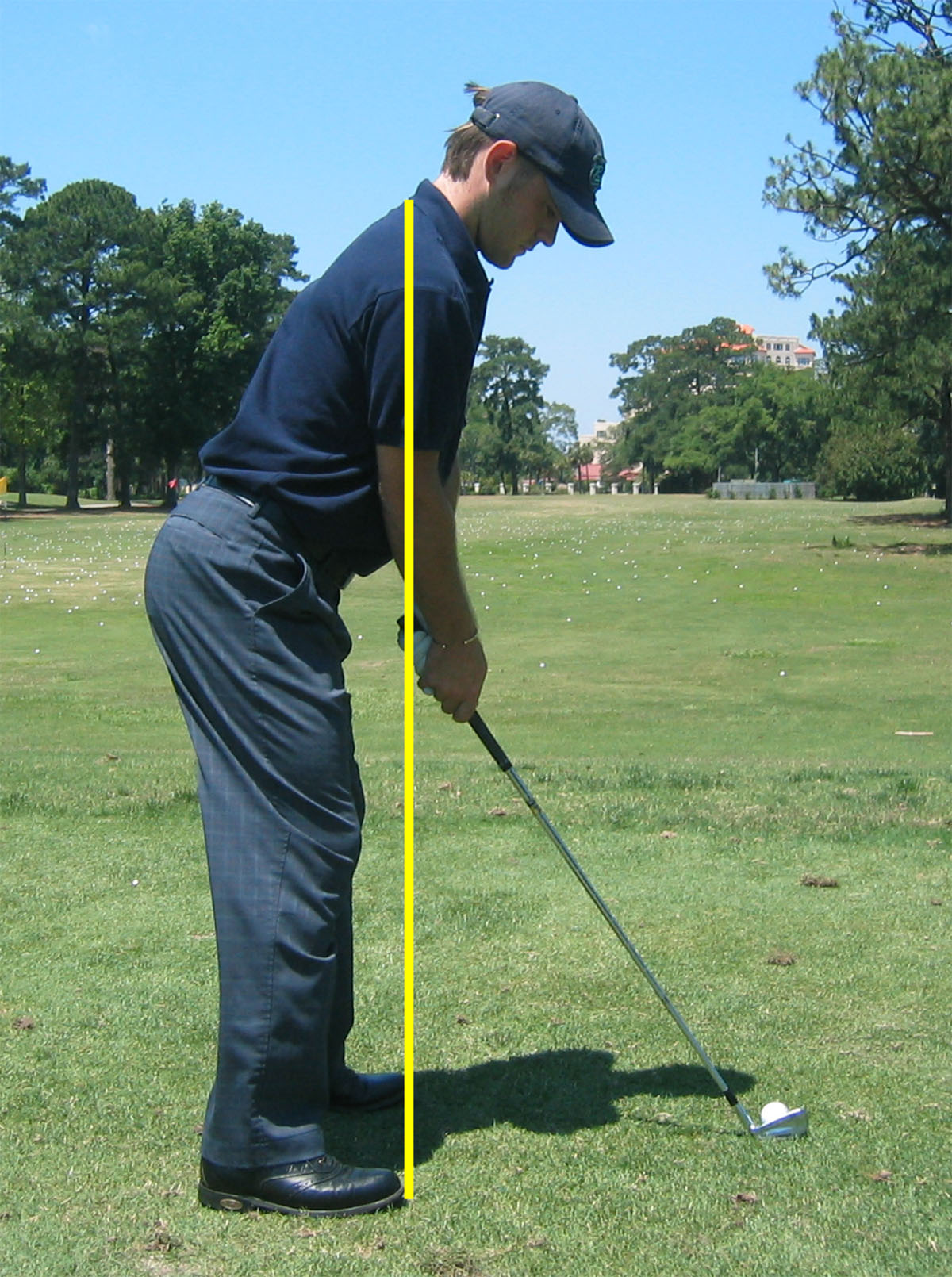 Alignment – How it Affects Your Downswing