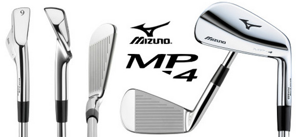 Get Excited For MP-4 Irons