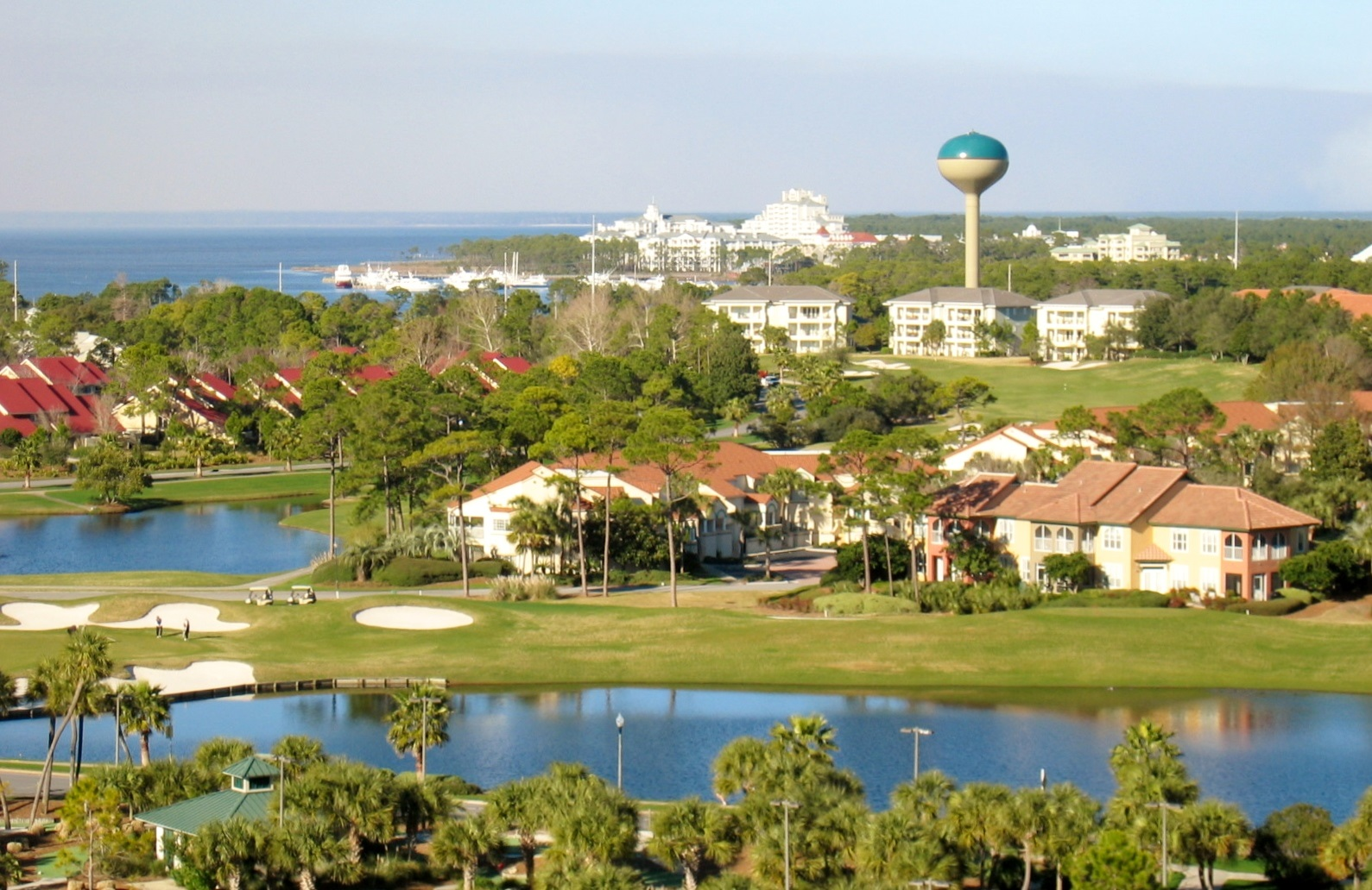 The Sandestin Golf & Beach Resort