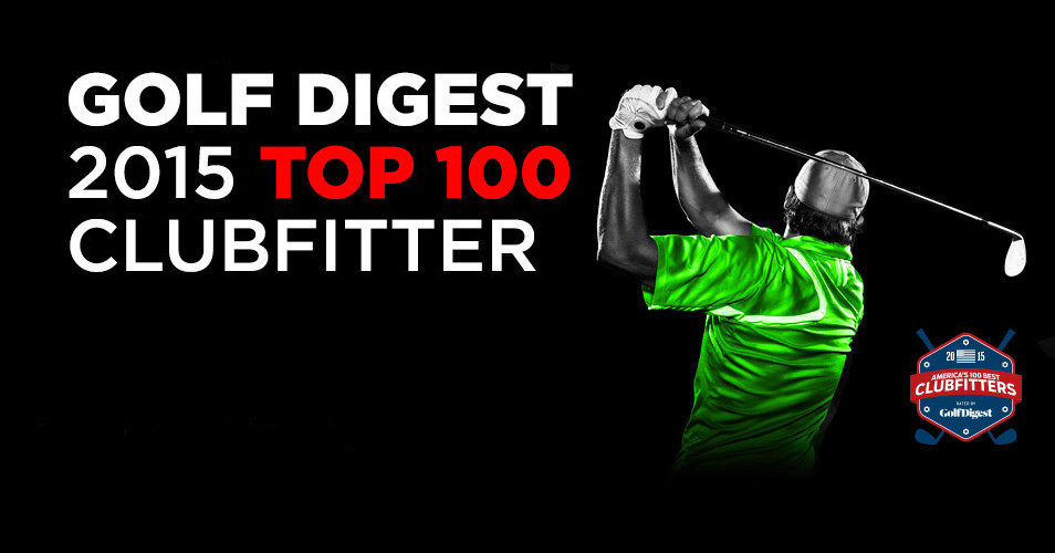 2nd Swing Golf receives America's Best 100 Clubfitter honors from Golf Digest for 2015-16