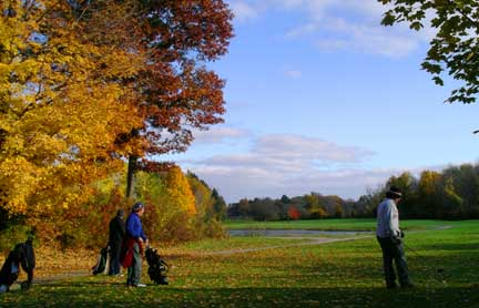 MN Fall Golf Specials for 2010