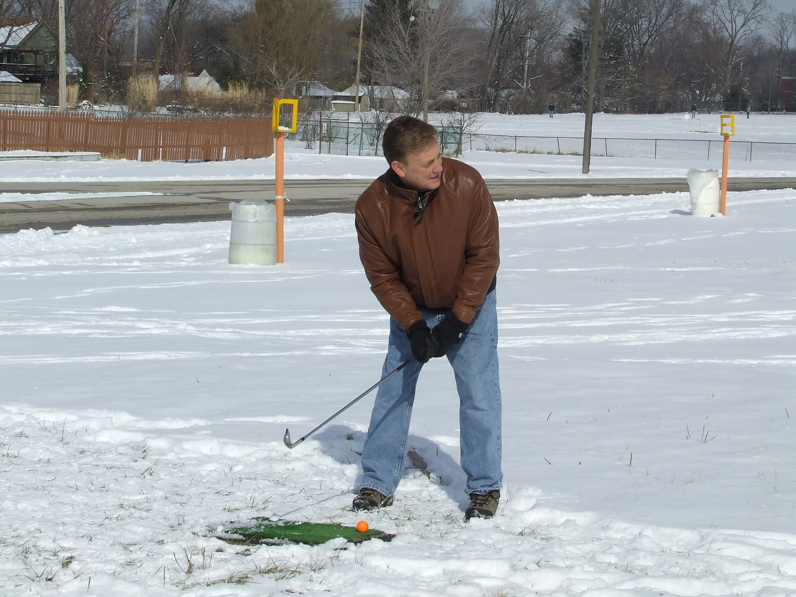 Spring Golf in Minnesota – The Art of Waiting