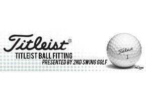 Titleist Ball Fitting Event, Back by Popular Demand!