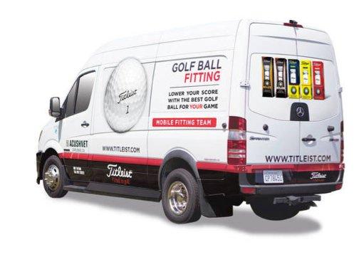 Titleist Ball Fitting Event – July 12 @ U of M GC