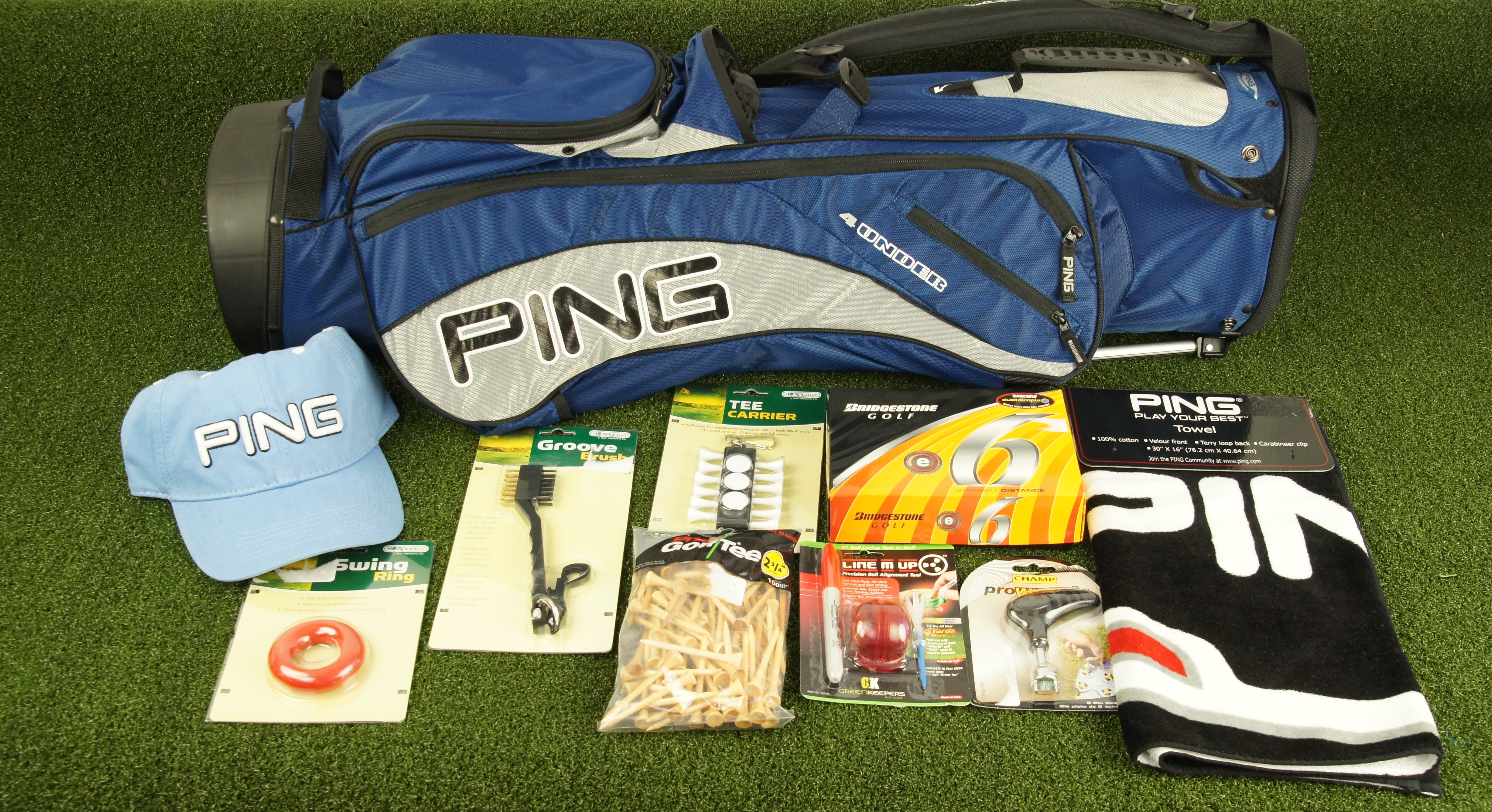 Enter Our PING Grab Bag Giveaway