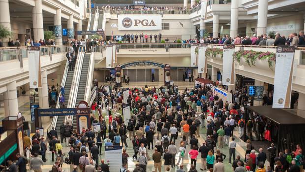 2014 PGA Show: Major Manufacturer Booths