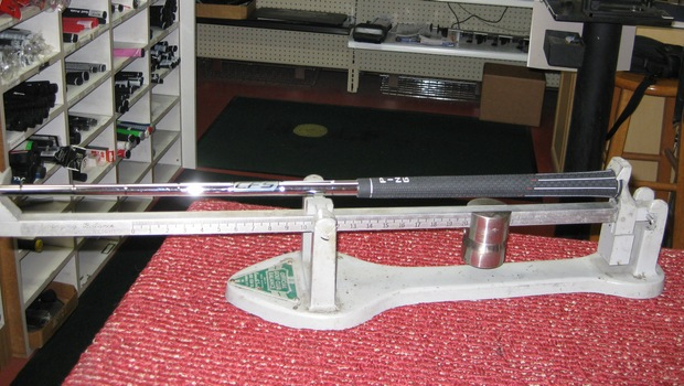 How Changing a Club's Length Affects Swing Weight