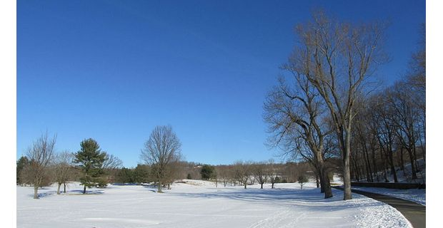 Prepping cold-climate courses for spring