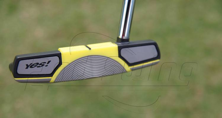Gallery: 2014 Yes! Donna True Alignment Putter