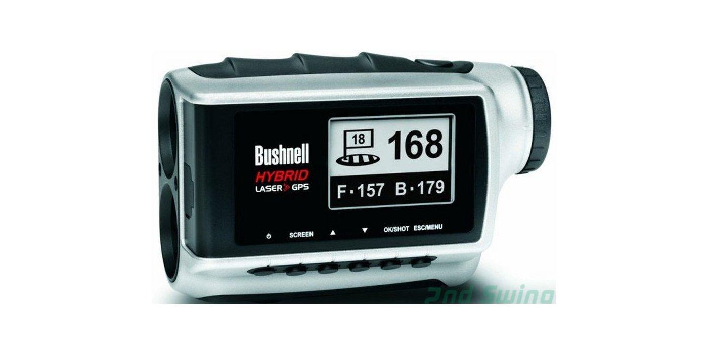 Bushnell Hybrid Laser GPS Golf Rangefinder