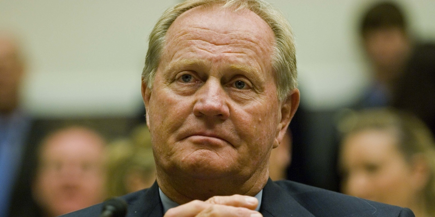 House Honors Jack Nicklaus