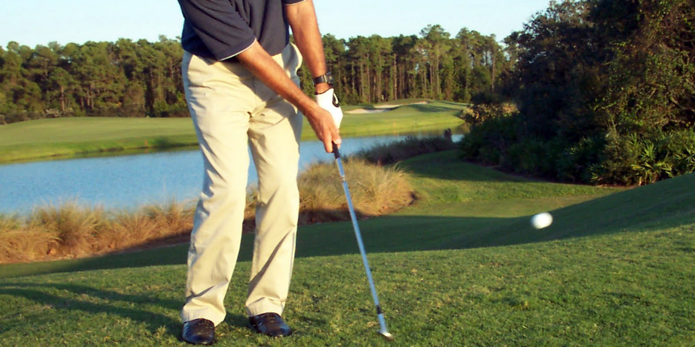 """When Putting and Chipping, """"Y"""" is Important to Know"""