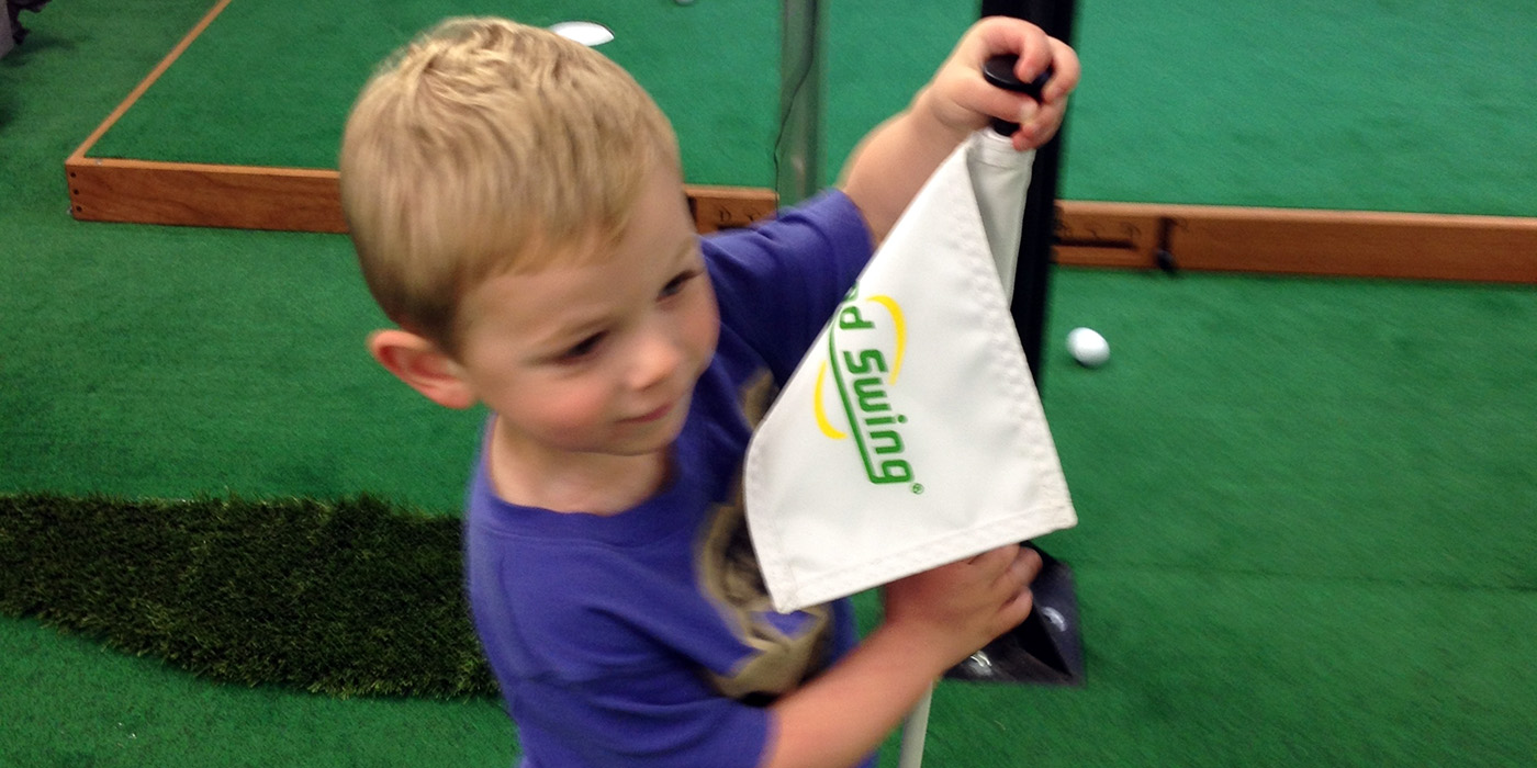 1st Club Free for Kids at 2nd Swing Golf Stores