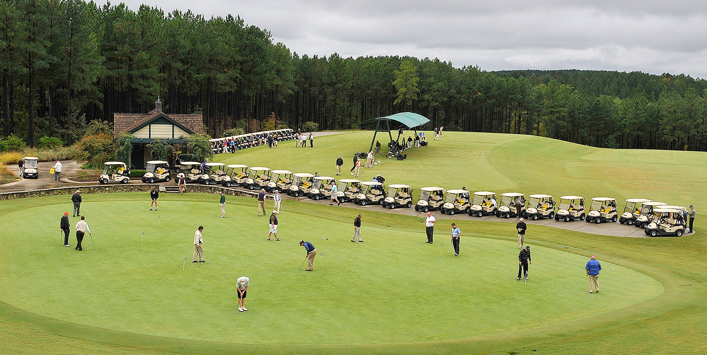Is Taking Your Range Practices to the Golf Course a Good Idea?