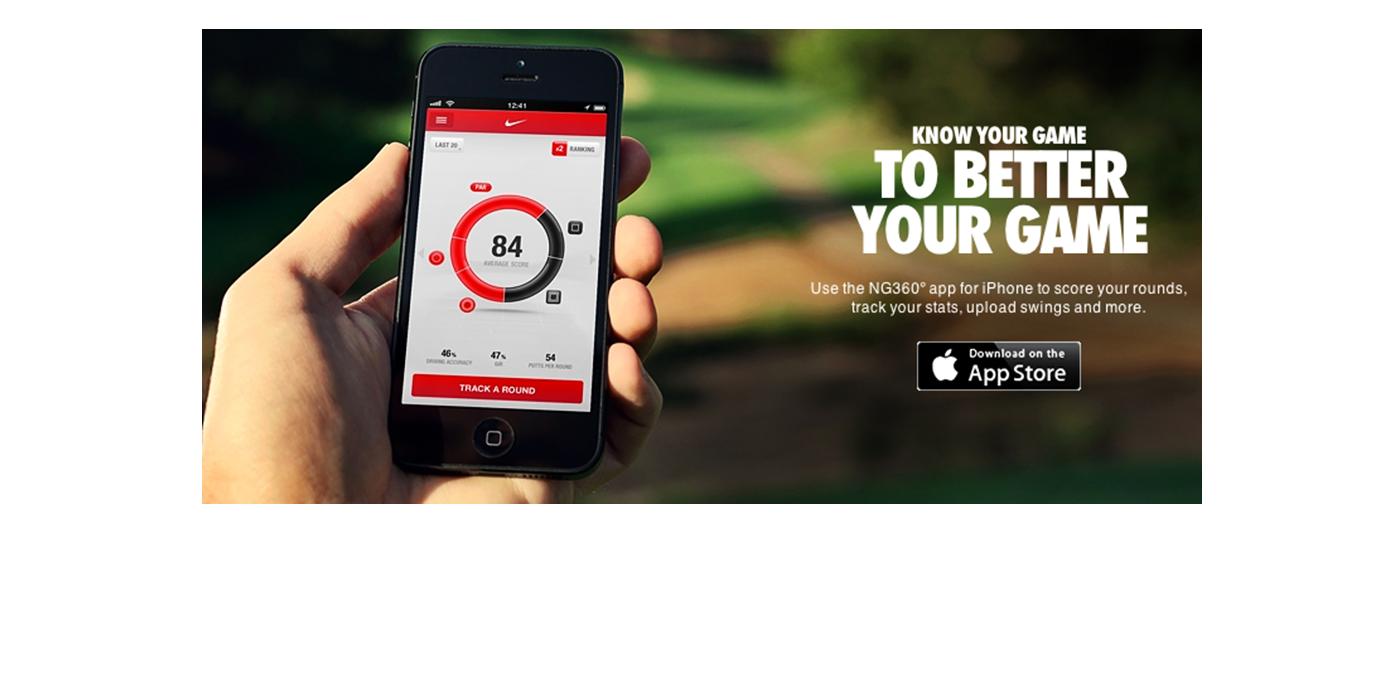 Nike Golf 360 App Review