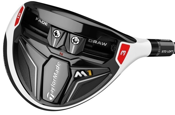 M1 Fairway Wood by TaylorMade