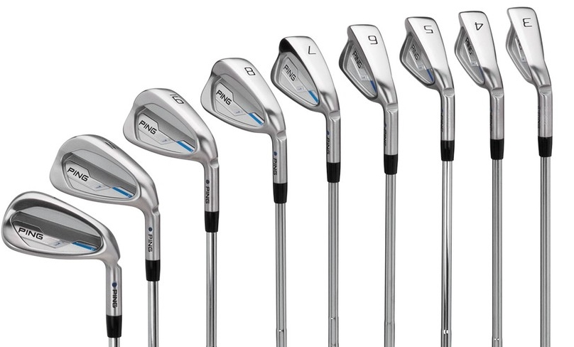 PING's 2015 i Series Irons